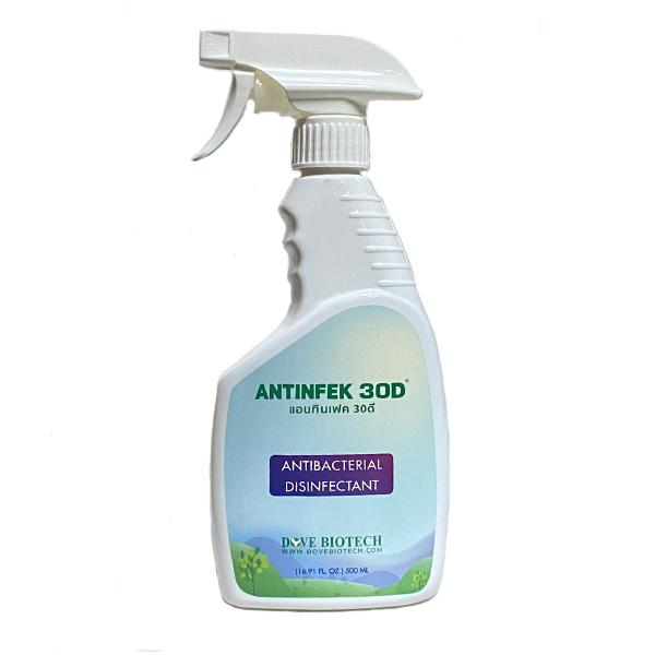 Antinfek 30D 500 ml Spray Bottle