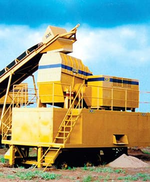 DOVE mining and mineral processing equipment for hard rock deposits
