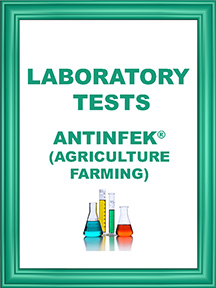 ANTINFEK TEST AGRICULTURE FARMING ICON