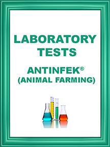 ANTINFEK TEST ANIMAL FARMING ICON