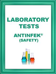 ANTINFEK TEST SAFETY ICON