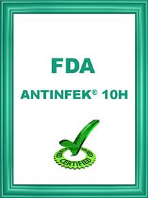 FDA Antinfek 10H Folder
