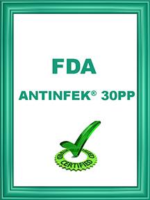 FDA Antinfek 30PP folder