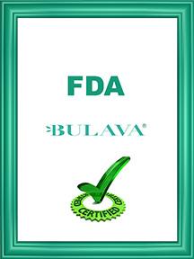 FDA BULAVA Folder