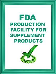 FDA PRODCUTION FACTORY FOR SUPPLEMENT FOLDER