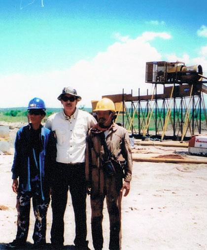 DOVE mining projects Kenia-2003