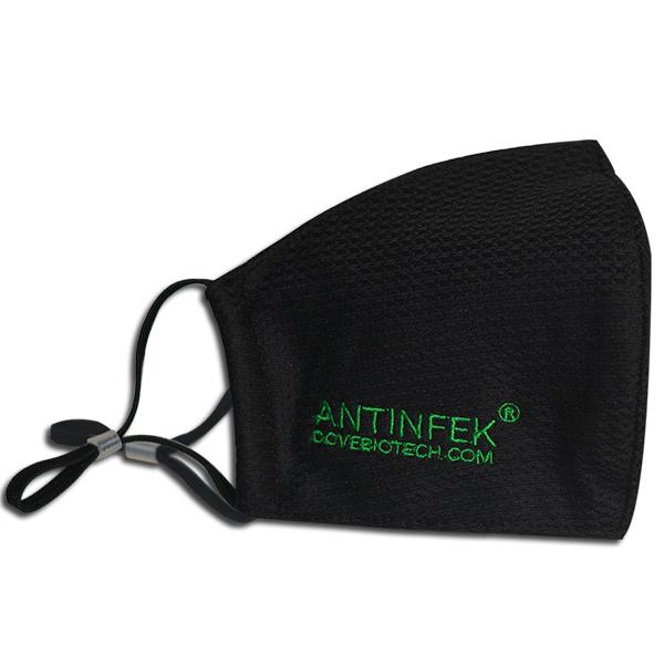 Antinfek Face Mask Black