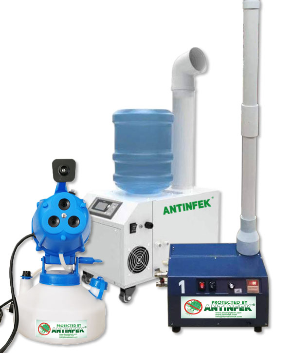 DOVE Biotech Products Sanitizing equipment